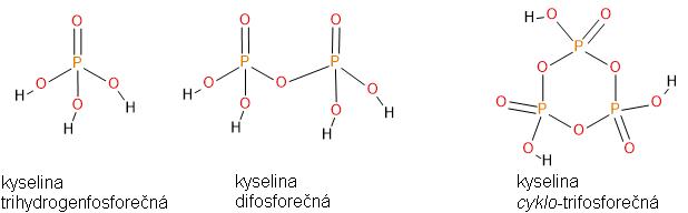 Kyseliny fosforečné
