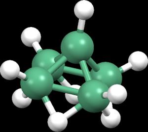 Struktura pentaboranu(9) - B5H9