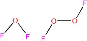 Fluoridy kyslíku