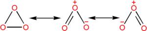 Struktura ozonu
