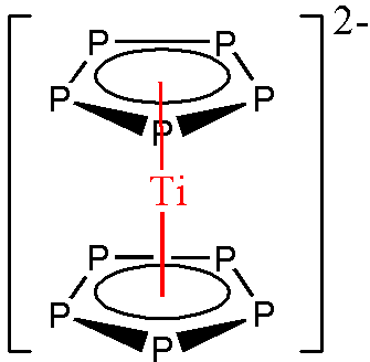 Anion [Ti(P5)2]2-
