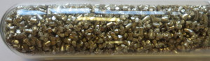 Lithium uchovávané pod argonem