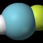 HArF - první připravená sloučenina argonu