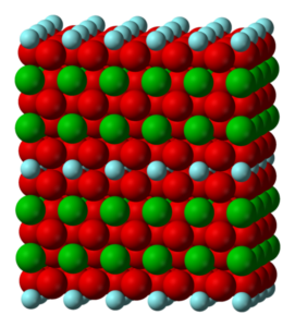 Krystalová struktura YBCO