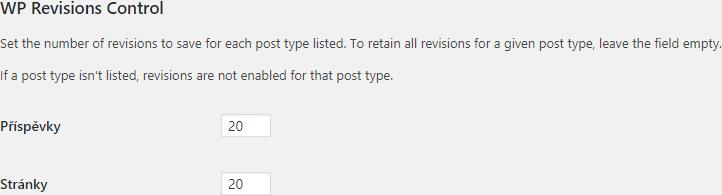 Plugin Revision Control