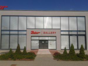 Vstup do galerie