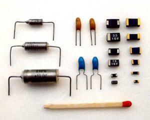 Tantalové kondenzátory