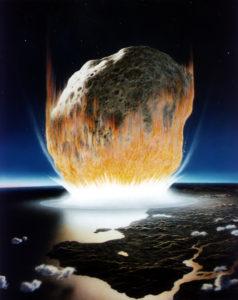 Dopad asteroidu
